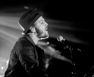 Gavin Degraw in de Heineken Music Hall