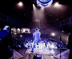 Ben Saunders Paradiso