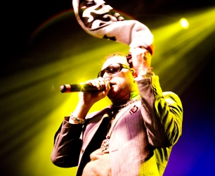 Sean Paul Heineken Music Hall