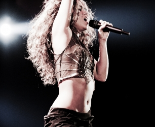 Shakira Gelredome