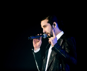 Pentatonix in de Heineken Music Hall in Amsterdam
