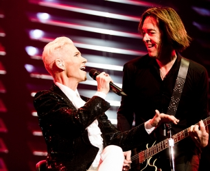 Roxette in de Heineken Music Hall