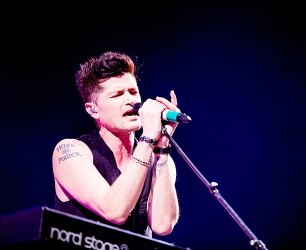 The Script in het Ziggo Dome