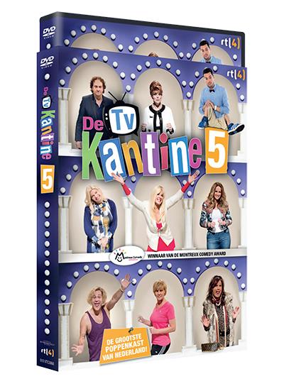 TV Kantine DVD seizoen 5
