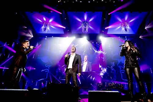 Holland Zingt Hazes in het Ziggo Dome